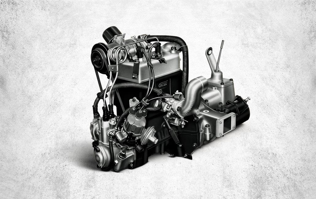 سیستم تزریق مستقیم بنزین یا GDI چیست؟ - شرکت کیان موتور وارنا