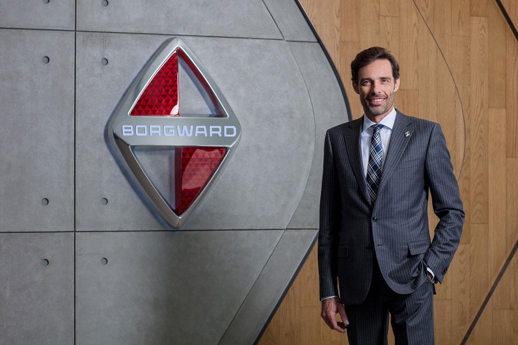 دکتر فیلیپ کوهن - شرکت کیان موتور وارنا