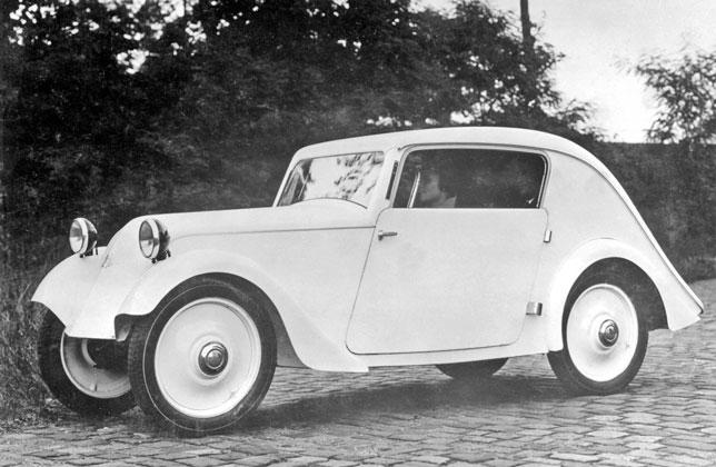 بورگوارد بلیتزکارن - شرکت کیان موتور وارنا