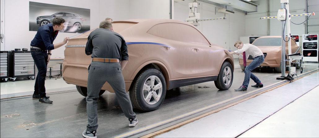 ۵ شاخصه مهم در طراحی جزئیات خودرو - کیان موترو وارنا