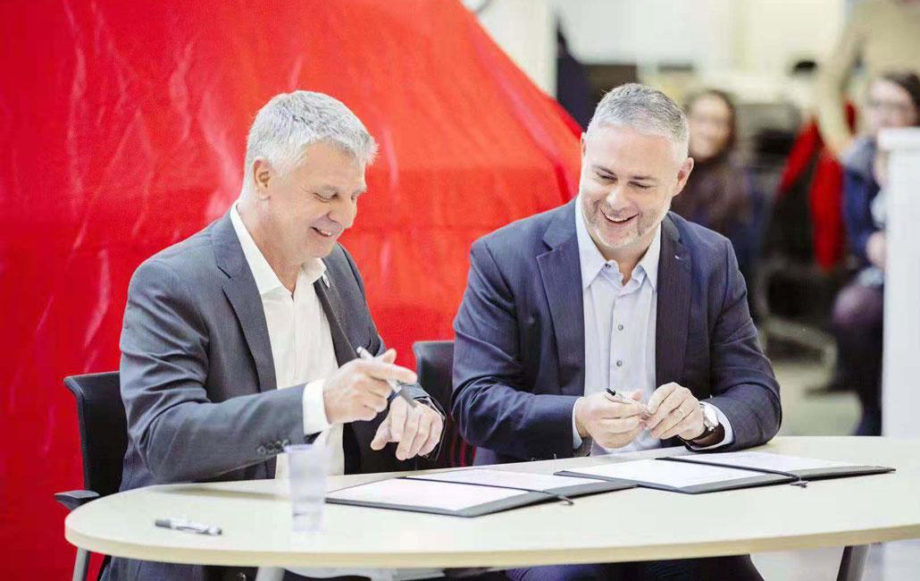 بورگوارد با همکاری گروه (IM (International Motors به انگلیس و ایرلند بازمی گردد - کیان موتور وارنا